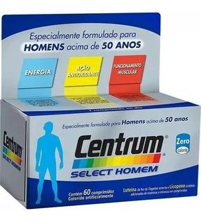 Centrum Select Homem 50+ - 60 Comprimidos - Original