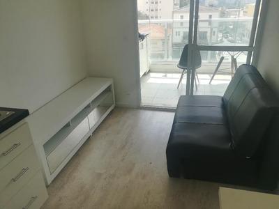 Apartamento Em Campo Belo, São Paulo/sp De 33m² 1 Quartos À Venda Por R$ 495.000,00 Ou Para Locação R$ 2.900,00/mes - Ap227188lr