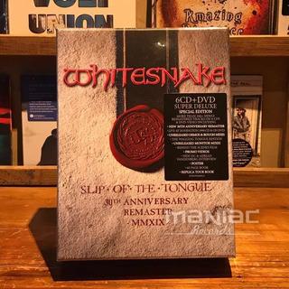 Whitesnake Slip Of The Tongue Super Deluxe Box Set