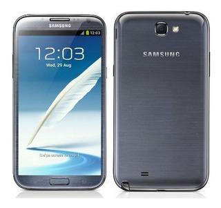 Samsung Galaxy Note 2 N7100 Grafite Leia O Anúncio