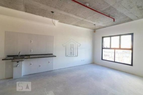 Apartamento Em Condomínio Loft Para Venda No Bairro Boa Vista, 1 Dorm, 1 Vagas, 36,00 M - 1120019