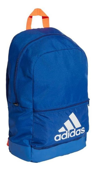 Mochila adidas Classic Badge Of Sport Hombre Azul