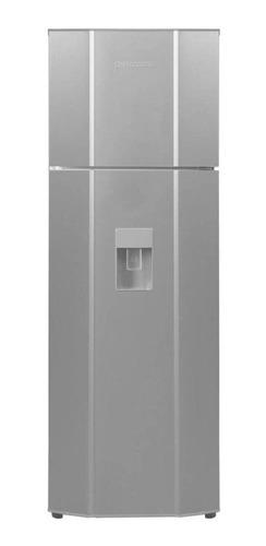 Refrigerador no frost Challenger CR 312 gris con freezer 232L 115V