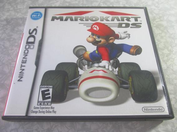 Nintendo Ds - Mario Kart Ds - Original