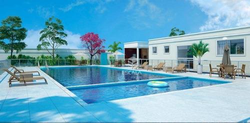 Imagem 1 de 30 de Apartamento Com 2 Quartos À Venda, 41 M², Área De Lazer, 1 Vaga, Financia - Coaçu - Eusébio/ce - Ap1737