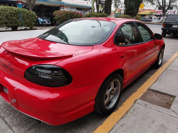 Pontiac Grand Prix Gtp Sedan Sc Mt 1998
