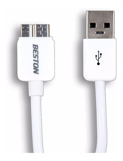 Cable Beston Usb 3.0 Galaxy 5 Note3 Bst-w116 Discos Duros