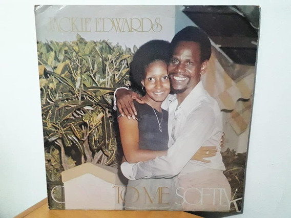 Lp Jackie Edwards - Come To Me Softly