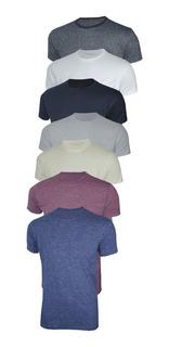 Camiseta Masculina Básica Algodão O Melhor Preço
