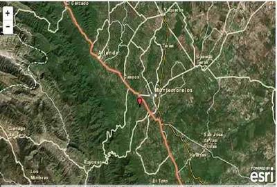 Terreno En Venta En Montemorelos Nuevo Leon . En Gil De Leyva