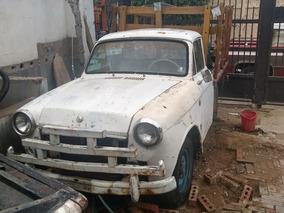 Datsun Plataforma 1965 Ofrezcan