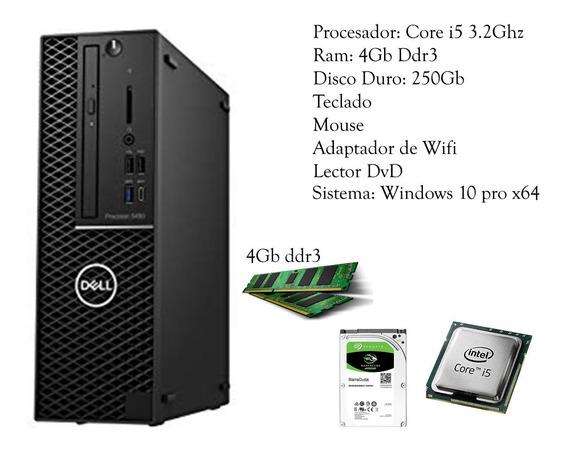 Pc Cpu Computadora Intel Core I5 3470 4gb Ram 200vds