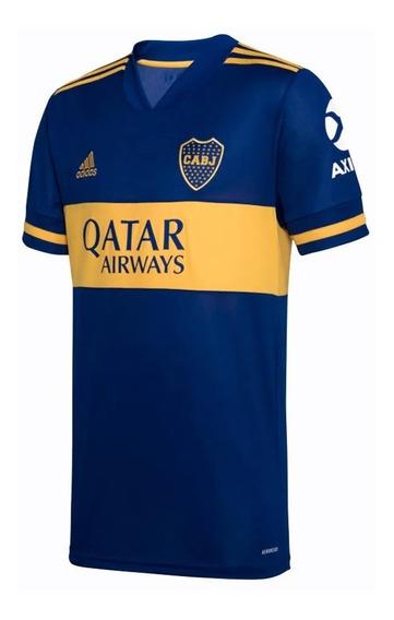 Camiseta Boca Juniors Oficial Adulto 2020 #10 Roman-carlitos