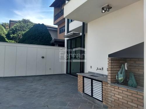 Residencia Espetacular Em Local Privilegiado Meio A Muito Verde !!!  Permuta !!! - Cf16053