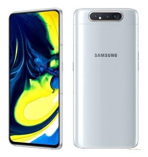Galaxy A80 Blanco 128gb 8gb Ram Nuevo