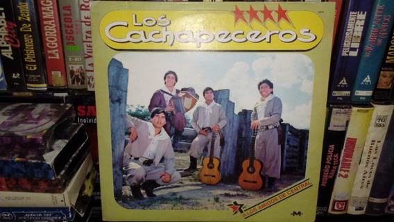 Los Cachapeceros Album A Mis Amigos De Central Magenta Lp
