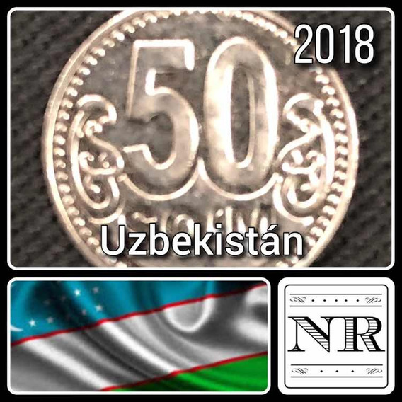 Uzbekistan - 50 So