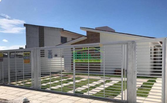 Casa Com 2 Dormitórios À Venda, 45 M² Por R$ 128.000 - Nossa Senhora Do Ó - Paulista/pe - Ca0526