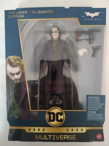 Guason Joker Batman Dark Knight Dc Multiverse Signature