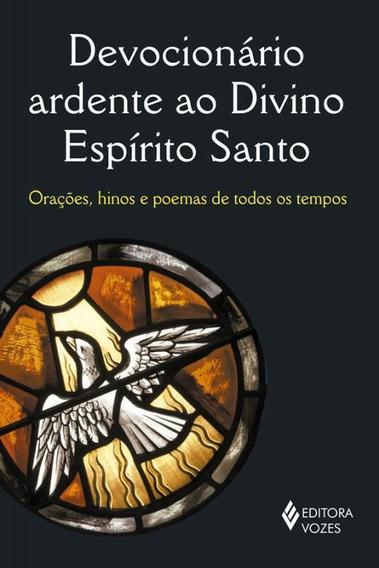 Livro Devocionario Ardente Ao Divino Espirito Santo