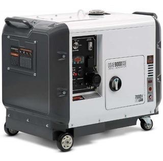 Grupo Electrogeno Diesel Generador Silencioso 7.25kva Cuotas