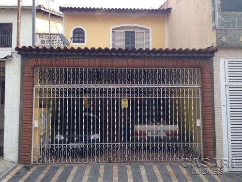 Imagem 1 de 16 de Sobrado À Venda, 139 M² Por R$ 630.000,00 - Paulicéia - São Bernardo Do Campo/sp - So18242