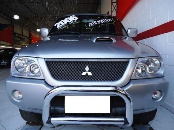 Mitsubishi L200 2.5 Sport Hpe 4x4 Cd Turbo Intercooler Aut.