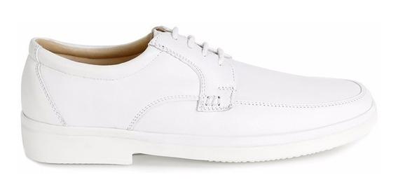 Zapato Onena Clinicus Hombre 1366 White Blanco Ancho Doc