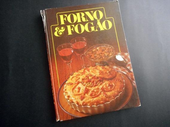 Livro Antigo Forno E Fogão 1 Raro Livro De Receitas Da Vovó