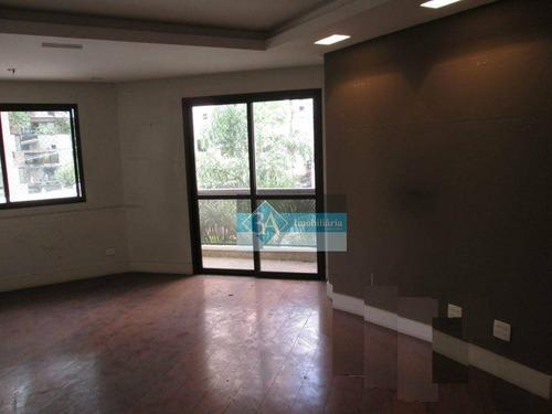 Imagem 1 de 24 de Apartamento Residencial À Venda, Tatuapé, São Paulo. - Ap0435