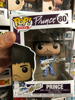 Funko Pop Rocks Prince #80 Around The World In A Day