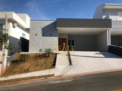Casa Com 3 Dormitórios À Venda, 180 M² Por R$ 850.000 - Condomínio Villagio Di Napolii - Valinhos/sp - Ca1153