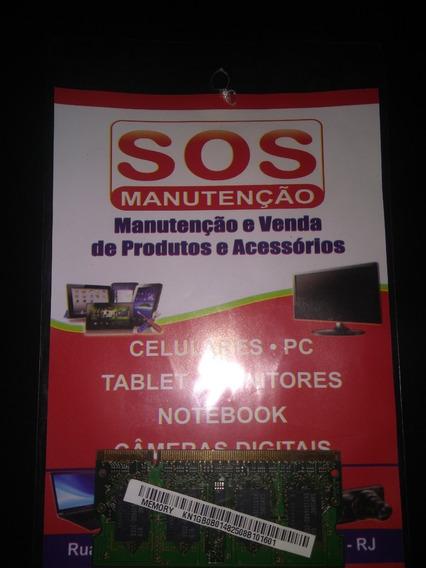 Memoria Notbook Ddr 2 Ddr3 2 Gb Tenho Em Estoque