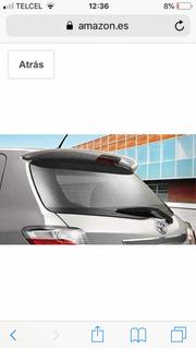 Alerón Cola De Pato Toyota Yaris Hatchback 2012-2015