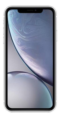 Celular Smartphone Apple iPhone Xr 128gb Branco - 1 Chip