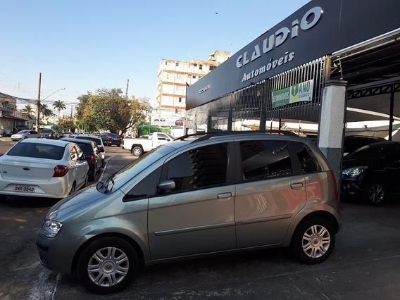 Fiat / Idea Elx 1.4 Flex Completo + Rodas Conservada !