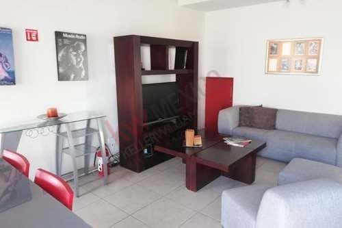Renta De Casa Santa Fe Juriquilla Queretaro Amueblado 3 Habitaciones Y Con Amenidades