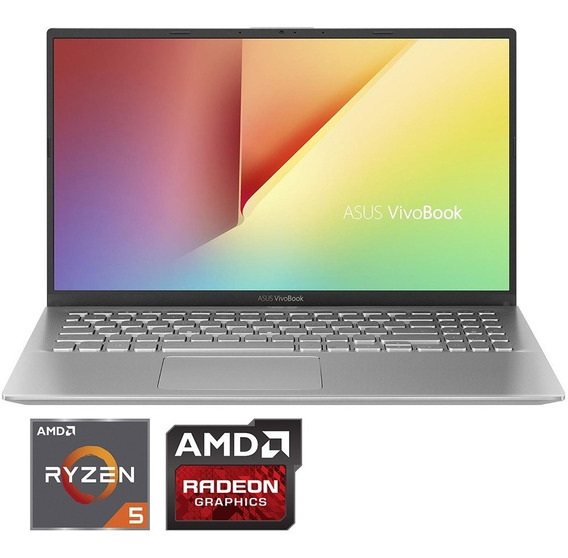 Portatil Asus X512dk- Ryzen5-3500u 512ssd 8gb R540x Endless
