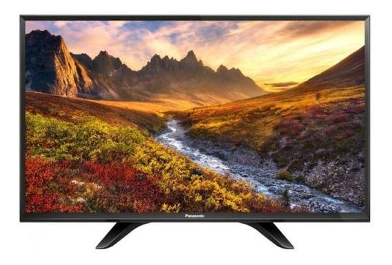 Tv Panasonic 32 Led Hd 1 Usb 2 Hdmi Tc-32d400b Painel: Led