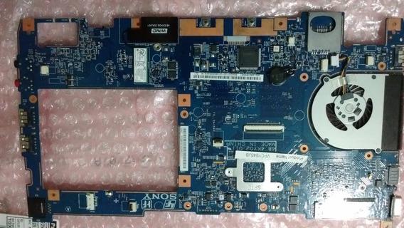 Placa Notebook Sony Mbx244 Vpcyb33kx/b Vpcyb33kx/p A1843426a