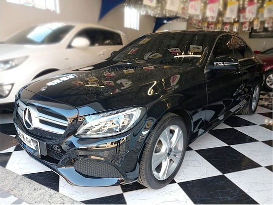 Mercedes -benz C 180 Cgi 1.6 Avantgarde 2018