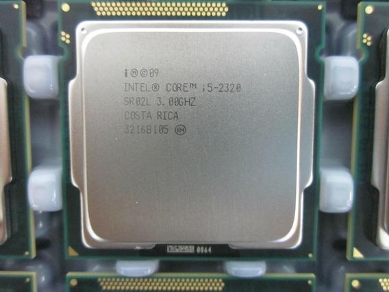Processador Intel® Core I5-2320 6m Cache 3.30 Ghz S/ Cooler