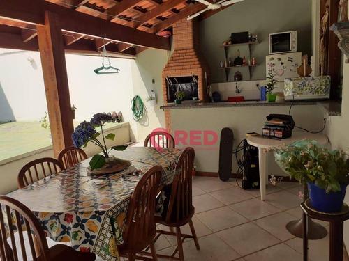Sobrado Com 3 Dormitórios À Venda, 190 M² Por R$ 900.000,00 - Granja Olga - Sorocaba/sp - So0165