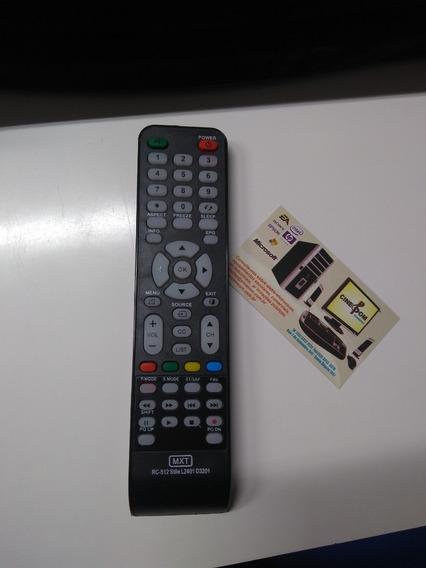 Controle Para Tv Cce Stile L2401 3201