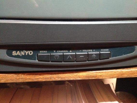 Televisor Sanyo De 14 Pulgadas. Usado