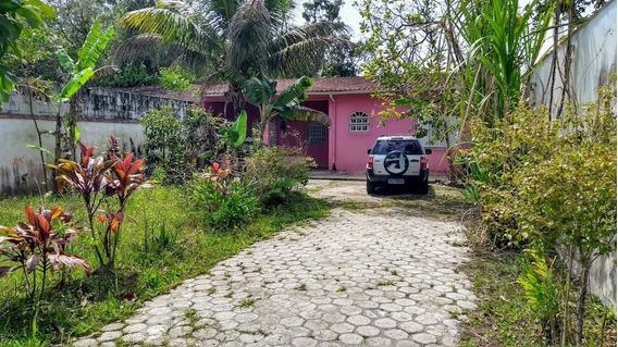 Vendo Casa Lado Chácaras No Gaivota Itanhaém Litoral Sul Sp
