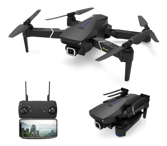 Drone Eachine E520s Gps 5g - Câmera Wifi Ultra Hd 4k, Return