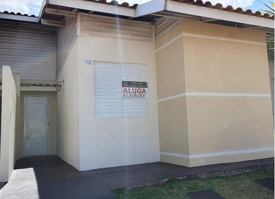 Casa Com 3 Dormitórios Para Alugar, 90 M² Por R$ 770/mês - Heimtal - Londrina/pr - Ca0461