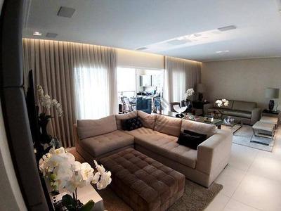 Apartamento Com 3 Dormitórios À Venda, 247 M² Por R$ 2.500.000 - Condomínio Único Campolim - Sorocaba/sp - Ap7675