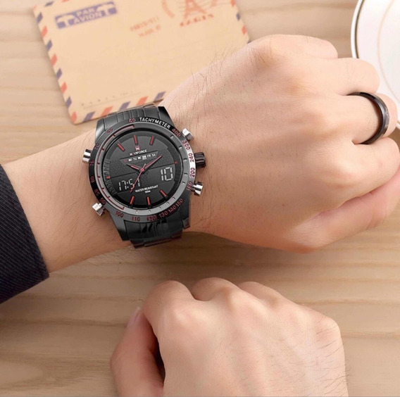Reloj Deportivo Naviforce Nf 9024
